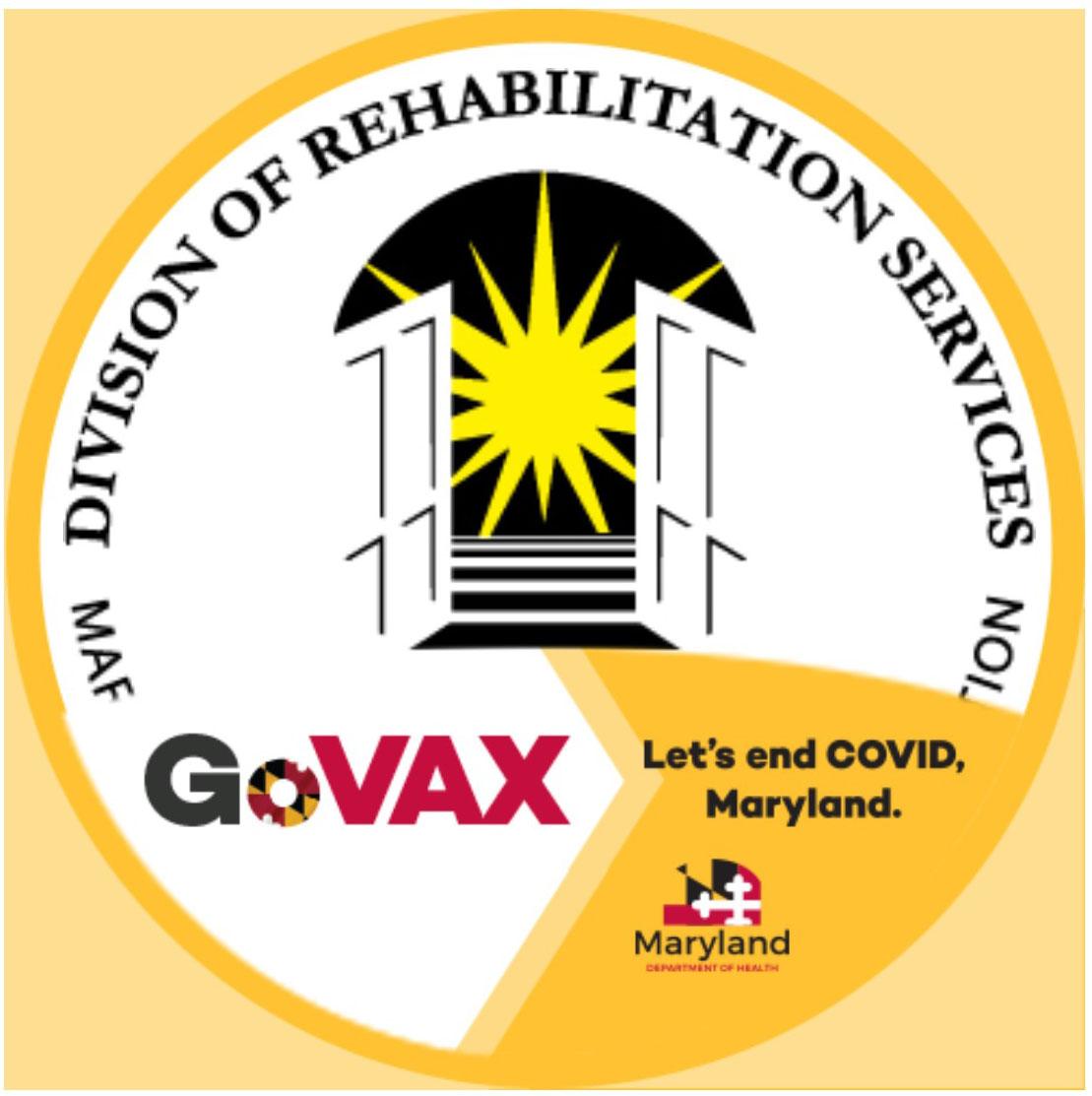 DORS Logo and the GoVAX logo.