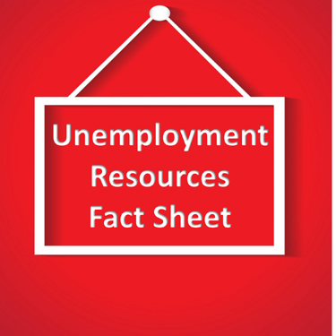 Unemployment Resources Fact Sheet