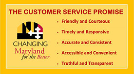 The Customer Service Promise. Friendly & courteous. Timely & responsive. Accurate & consistent. Accessible & convenient. Truthful & transparent.