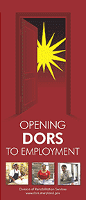 Opening DORS to Employment brochure