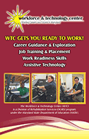 WTC Gets You Ready to Work! brochure